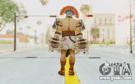 Hercules Skin v1 for GTA San Andreas third screenshot