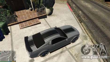 GTA 5 Change personal transport characters second screenshot