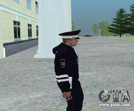 Major DPS for GTA San Andreas third screenshot