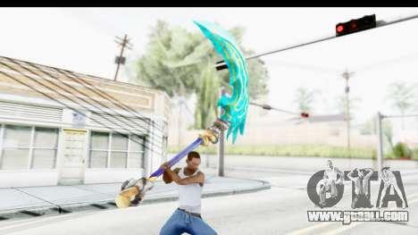 Orochi Weapon for GTA San Andreas