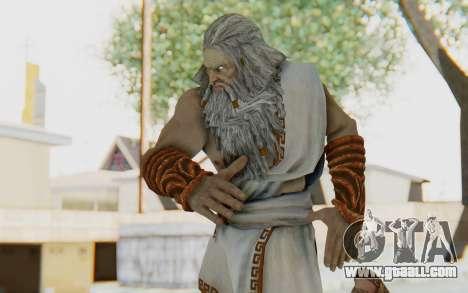Zeus Skin for GTA San Andreas