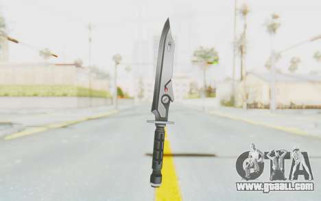 Seulbi Weapon for GTA San Andreas