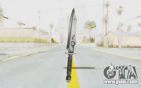 Seulbi Weapon for GTA San Andreas