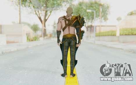 Injustice 2 - Aquaman for GTA San Andreas third screenshot