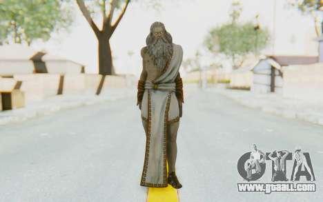 Zeus Skin for GTA San Andreas second screenshot