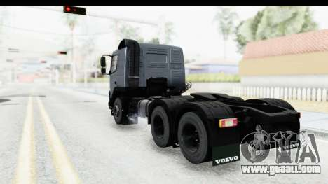 Volvo FMX Euro 5 v2.0.1 for GTA San Andreas right view