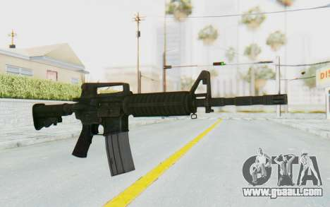 Assault M4A1 for GTA San Andreas