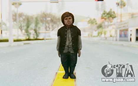 Game Of Thrones - Tyrion Lannister Prison Outfit for GTA San Andreas second screenshot