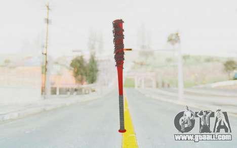 Lucile Bat v3 for GTA San Andreas second screenshot