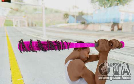 Lucile Bat v5 for GTA San Andreas