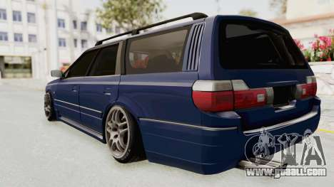 Nissan Stagea WC34 1996 for GTA San Andreas left view