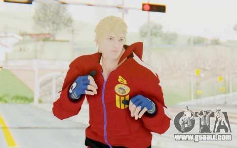 Slim Bob Skin for GTA San Andreas