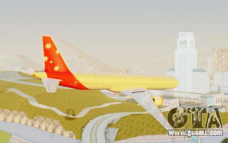 Boeing 777-300ER Virgin Australia v1 for GTA San Andreas left view