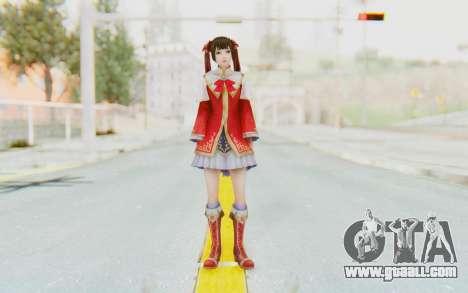Dynasty Warriors 8 - Daqiao for GTA San Andreas second screenshot