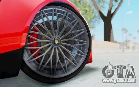 GTA 5 Pegassi Reaper IVF for GTA San Andreas back left view