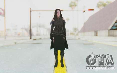 Yennefer Van Vengerberg for GTA San Andreas second screenshot