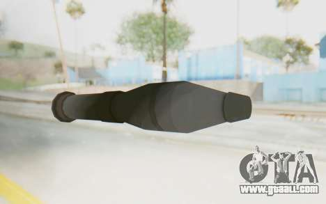 Missile from TF2 for GTA San Andreas