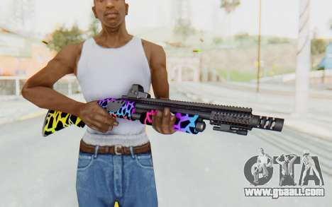 Escopeta for GTA San Andreas
