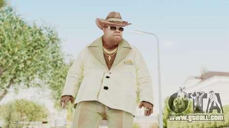 CrimeCraft - The Boss for GTA San Andreas