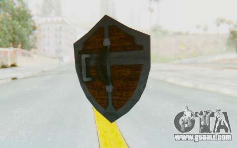 Hylian Shield HD from The Legend of Zelda for GTA San Andreas second screenshot