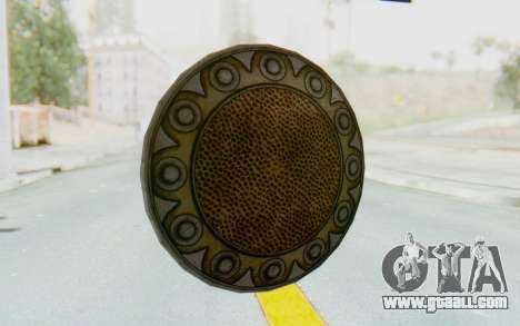 Amazonian Shield from IGAU for GTA San Andreas