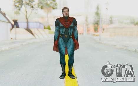 Injustice 2 - Superman for GTA San Andreas second screenshot