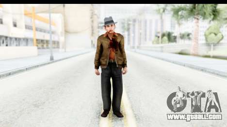 Mafia 2 - Marty Dead for GTA San Andreas second screenshot