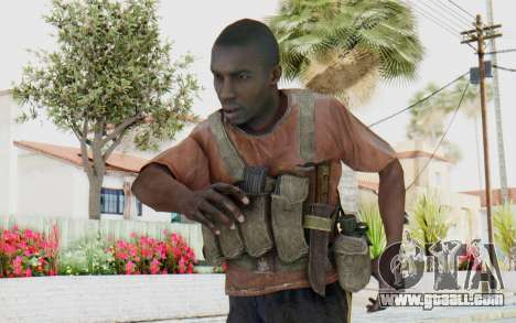 CoD MW3 Africa Militia v3 for GTA San Andreas