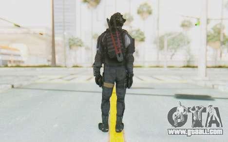 Federation Elite SMG Original for GTA San Andreas third screenshot