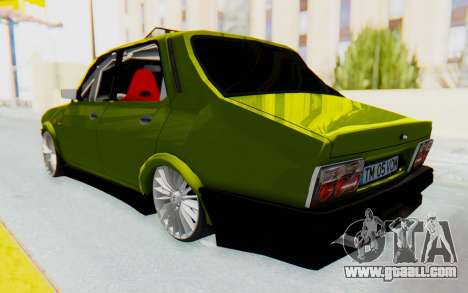 Dacia 1300 4x4 for GTA San Andreas left view