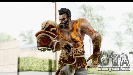 God of War 3 - Deimos for GTA San Andreas