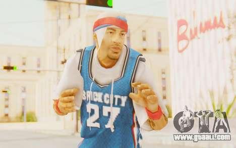 Def Jam Fight For New York - Redman for GTA San Andreas