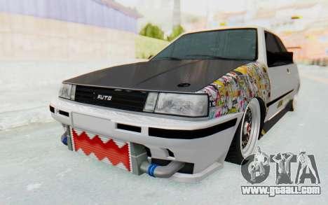 GTA 5 Futo Drift for GTA San Andreas