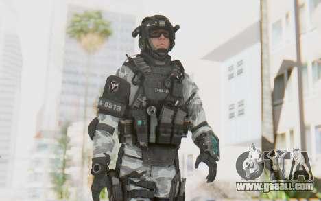 Federation Elite Assault Arctic for GTA San Andreas