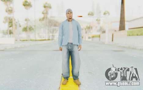 GTA 5 Aztecas Gang 1 for GTA San Andreas second screenshot
