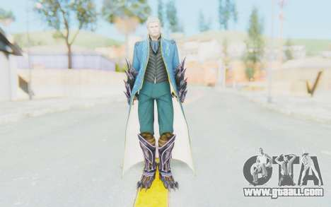 Devil May Cry 4 - Vergil Special Edition Beowulf for GTA San Andreas second screenshot