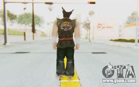 Heihachi Mishima (Young) for GTA San Andreas third screenshot