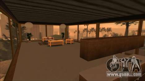 Beta Mulholland Safehouse for GTA San Andreas forth screenshot