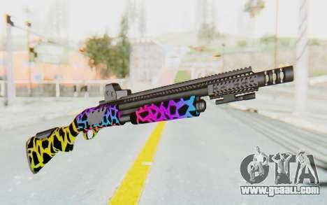 Escopeta for GTA San Andreas second screenshot