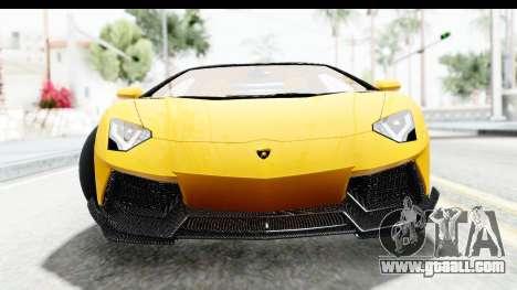 Lamborghini Aventador LP700-4 LB Walk for GTA San Andreas