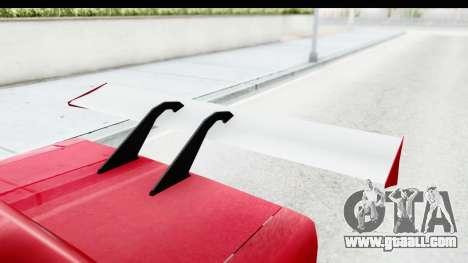Greenwood Racing for GTA San Andreas inner view