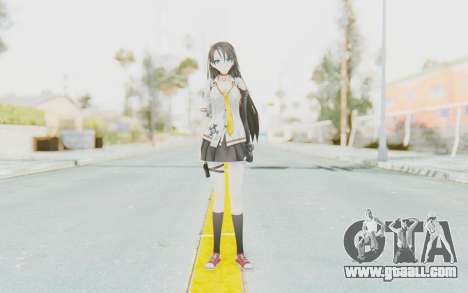 Yuri for GTA San Andreas second screenshot