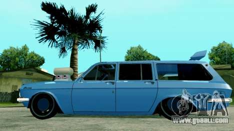 IKCO Paykan StiTion Sport for GTA San Andreas left view