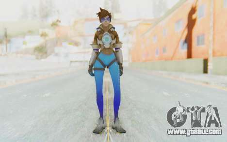 Overwatch - Tracer v2 for GTA San Andreas second screenshot