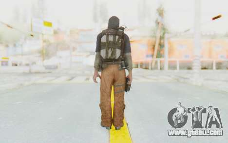 CoD MW3 Suicide Bomber for GTA San Andreas third screenshot