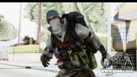 The Division Last Man Battalion - Medic for GTA San Andreas
