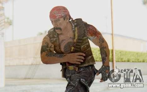 CoD BO DLC Danny Trejo for GTA San Andreas