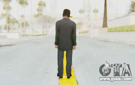 Mafia 2 - Gravina Boss Black for GTA San Andreas third screenshot