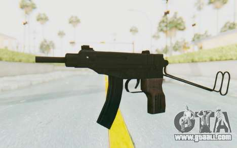 VZ-61 Skorpion Unfold Stock for GTA San Andreas second screenshot