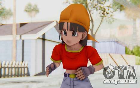 Dragon Ball Xenoverse Pan SJ for GTA San Andreas